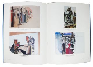 WYNDHAM LEWIS.; Sixteen Color Plates from Blast 3.