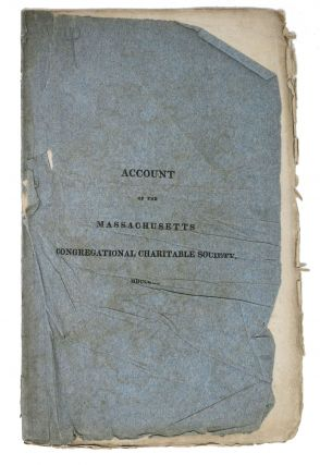 The ACT Of INCORPORATION, Regulations, and Members of the Massachusetts Congregational Charitable...