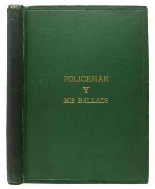 POLICEMAN Y His Ballads on War and the Military. John Edward Soden