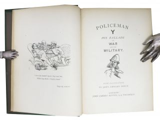 POLICEMAN Y His Ballads on War and the Military.
