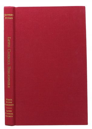 LEWIS CARROLL BIBLIOPHILE.; A Study, Including a Facsimile Edition of the Catalogue of the...