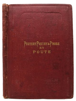 "The BOOK Of NETTERCAPS, Being Poutery, Poetry, and Prose. "" of the Leven Saat Pans ""Poute,..."
