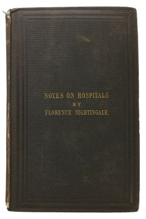 NOTES On HOSPITALS: Being Two Papers Read Before the National Association for the Promotion of...