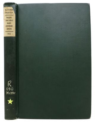 The RENOWNED COLLECTION Of FIRST EDITIONS Of CHARLES DICKENS And WILLIAM MAKEPEACE THACKERAY.;...