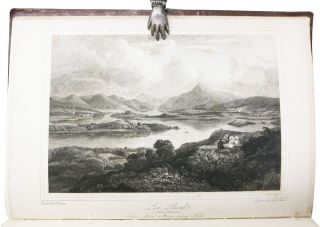 SELECT VIEWS Of The LAKES Of SCOTLAND; From Original Paintings, by John Fleming, E.M.G.D.S. Loch Lomond, & Loch Katrine Series.; With Historical and Descriptive Illustrations, by John M. Leighton, Esq.