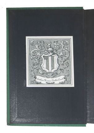 "SECULAR POEMS By HENRY VAUGHAN, Silurist; Including a Few Pieces by His Twin-Brother Thoms (""Eugenius Philalethes.""); Selected and arranged, with Notes and Bibliography, by J. R. Tutin."