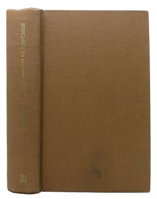 UPTON SINCLAIR. An Annotated Checklist. Ronald. Sinclair Gottesman, Upton - Subject, 1878 - 1968