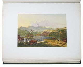 The FIRST SERIES Of The MOUNTAIN, RIVER, LAKE, And LANDSCAPE SCENERY Of GREAT BRITAIN; Comprising a Selection of Sixty Exquisitely Coloured Views of Some of the Most Noted and Picturesque Scenes in England and Wales, Executed in the Highest Style of Art, with Descriptive Letterpress. Volume III.