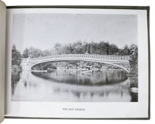 CENTRAL PARK, Of NEW YORK. In Albertype.