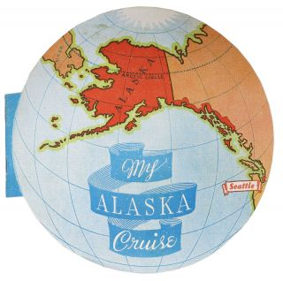 MY ALASKA CRUISE. Cruise Log