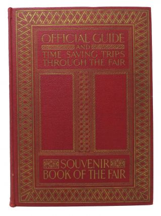 OFFICIAL GUIDE. Book of the Fair. 1933. A Century of Progress International Exposition