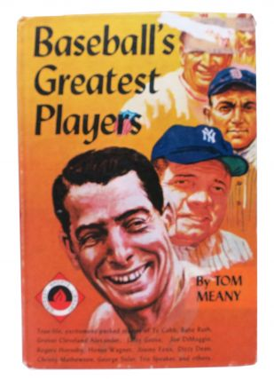 BASEBALL'S GREATEST PLAYERS. The Big League Baseball Library.; With a Foreword by Ford C. Frick....