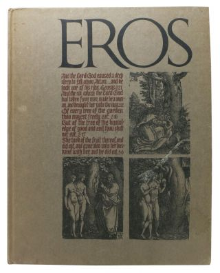 EROS. Volume 1, Number 4. Winter, 1962. Ralph - Ginzburg