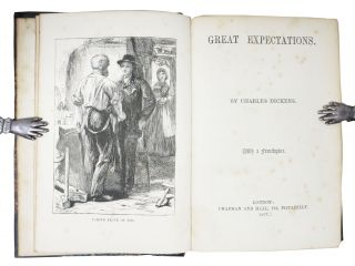 GREAT EXPECTATIONS. With a Frontispiece.