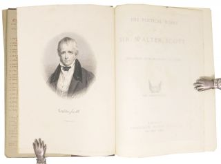 The POETICAL WORKS Of SIR WALTER SCOTT.; Including Introduction and Notes.