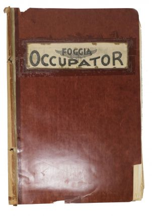 FOGGIA OCCUPATOR. Vol I, No. 1 [Saturday, November 24, 1945] - Vol II, No. 28 [Friday, August...