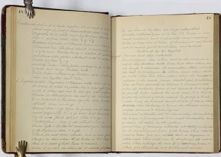 JOURNAL - Lectures Given to Nurses in the N. H. A. Training School for Nurses.