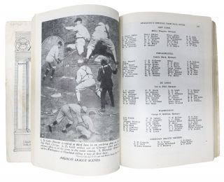 SPALDING'S OFFICIAL BASE BALL GUIDE. Forty-sixth Year. 1922.; Spalding's Athletic Library. No. 100R. Price 25 cents.