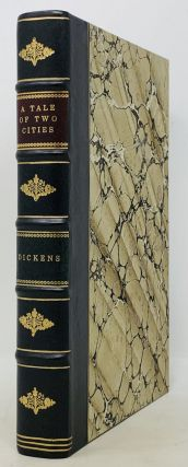 A TALE Of TWO CITIES.; Petersons' Uniform Edition of Charles Dickens' Works. Complete in One Volume. Price Fifty Cents.