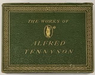 The WORKS Of ALFRED TENNYSON, Poet Laureate. In Eleven Volumes.