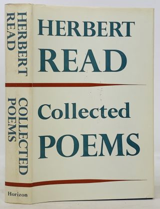 COLLECTED POEMS. Herbert Read, 1893 - 1968