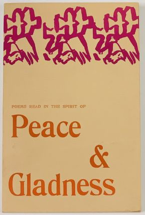 POEMS READ In The SPIRIT Of PEACE & GLADNESS. Doug - Poetry Selection. Neville Palmer, Tove -,...