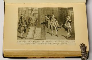 The REMINISCENCES Of THOMAS DIBDIN, Of the Theatres Royal, Covent-Garden, Drury-Lane, Haymarket, &c. And Author of The Cabinet, &c. In Two Volumes.; Extra-illustrated set, with ~ 80 additional plates [et al] bound-in.