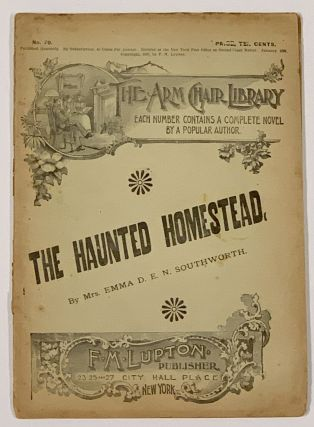 "The HAUNTED HOMESTEAD. The Arm Chair Library. No. 79. January, 1897.; Includes ""Rossitor..."