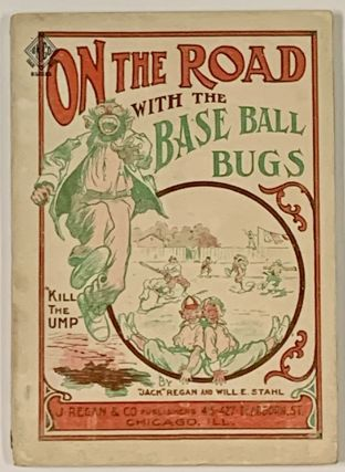 AROUND The World With The BASE BALL BUGS [t.p.] On The ROAD With The BASE BALL BUGS [cover...
