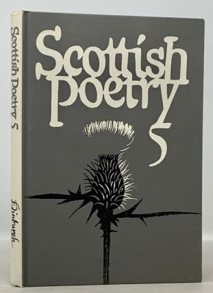 SCOTTISH POETRY 5. George Bruce, Maurice Lindsay, Edwin - Morgan, 1909 - 2002, 1918 - 2009, 1920...