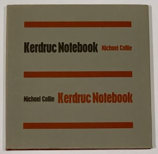 KERDRUC NOTEBOOK. Michael Collie