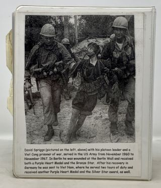 PURPLE HEART: The Men, The Medals, The Menus (Some Gave All; All Gave Some).