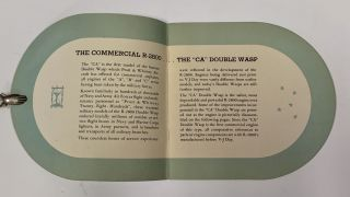 """INSIDE INFORMATION On The """"CA"""" DOUBLE WASP."""