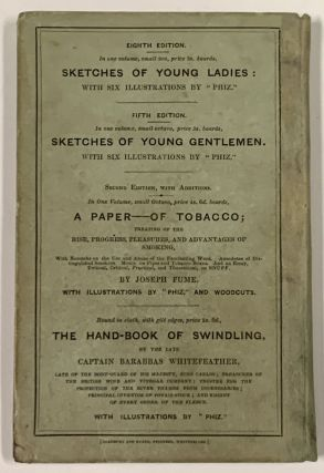 """SKETCHES Of YOUNG COUPLES: With an Urgent Remonstrance ot the Gentlemen of England (Being Bachelors or Widowers), on the Present Alarming Crisis. With Six Illustrations by """"PHIZ""""."""