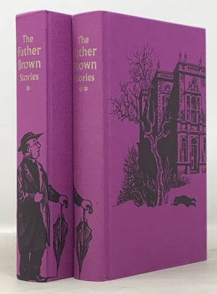 The FATHER BROWN STORIES.; Introduction by Colin Dexter.