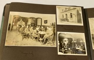 KNIGHTS Of COLUMBUS PHOTOGRAPH ALBUM. 93 B/W Mounted Photographs, Mostly Silver Gelatin.