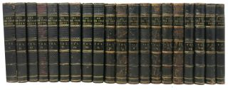 ALL The YEAR ROUND. Volumes I - 20.; Containing the first appearance of Tale of Two Cities and...