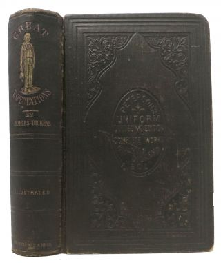 GREAT EXPECTATIONS. Complete in One Volume.; From Peterson's Uniform Duodecimo Edition of the...