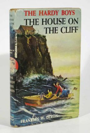 The HOUSE On The CLIFF. The Hardy Boys Mystery Series #2. Franklin W. Dixon