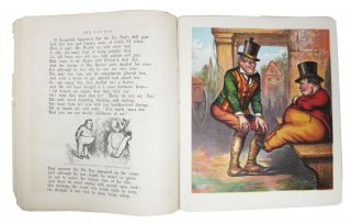 The FAT BOY From DICKENS. Illustrated by Thos. Nast. [Cover title].