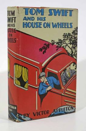 TOM SWIFT And His HOUSE On WHEELS or A Trip to the Mountain of Mystery. Tom Swift Series #32....