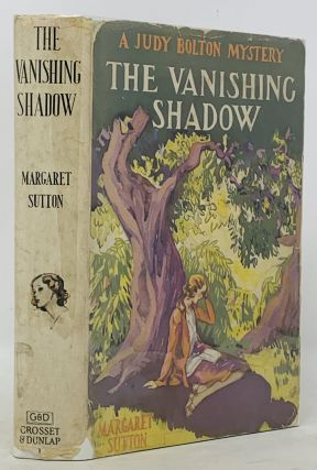 The VANISHING SHADOW. Judy Bolton Mystery #1. Margaret Sutton