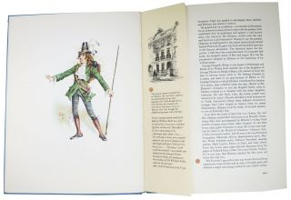 CHARLES DICKENS 1812 - 1962.; A Biography, with Examples of the Work of His Finest Illustrators.