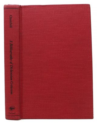 A BIBLIOGRAPHY Of DICKENSIAN CRITICISM 1836 - 1975.; Garland Reference Library of the Humanities...