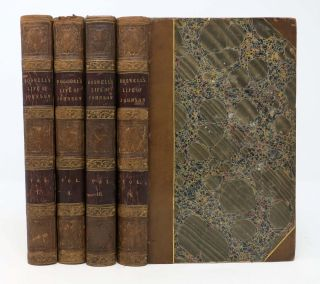 The LIFE Of SAMUEL JOHNSON, LLD. From the Oxford English Classic Series. Samuel. 1709 - 1784 Johnson, 1740 - 1795, James Boswell.