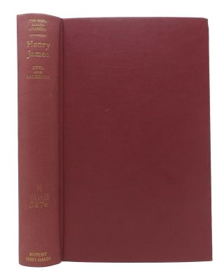 A BIBLIOGRAPHY Of HENRY JAMES. Leon Edel, Dan H. Laurence.