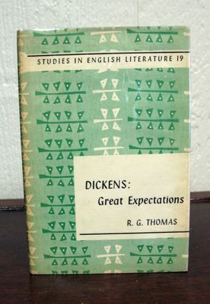 DICKENS: Great Expectations. The 'Studies in English Literature' series #19. Charles. 1812 -...