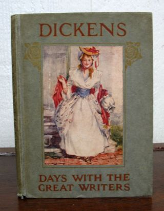 A DAY With CHARLES DICKENS. Maurice Clare